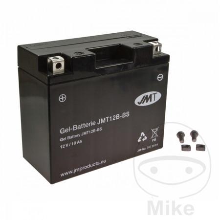 Akumulator JMT /żelowy/ YT12B-BS  (WP12B-4)