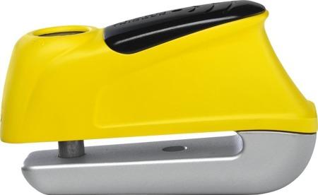 Blokada tarczy hamulcowej Trigger Alarm 350 yellow