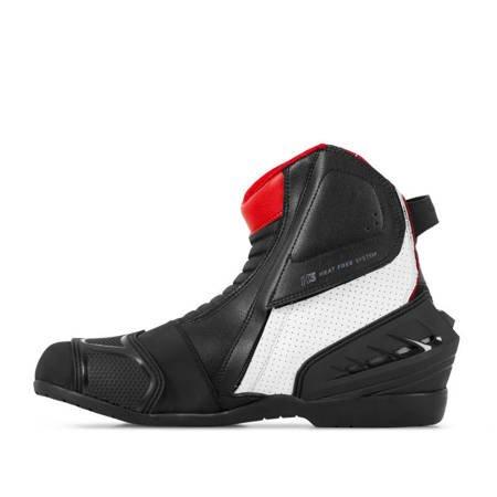Buty SHIMA SX-6 czarno-białe