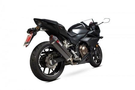 Honda CBR 500 R Serket Parallel RHA179CEO