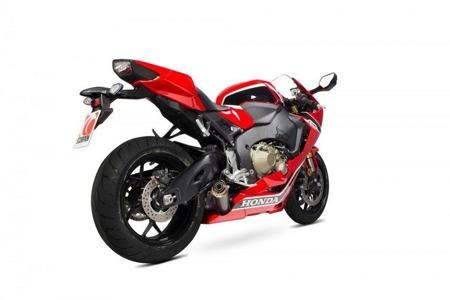 Honda CBR1000RR Fireblade 17/18 RP-1 GP Slip-on Carbon HA1005CEM