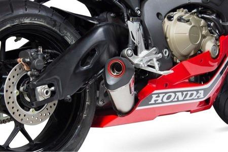 Honda CBR1000RR Fireblade 17/18 Serket Taper Slip-on Stal Nierdzewna RHA175SEO
