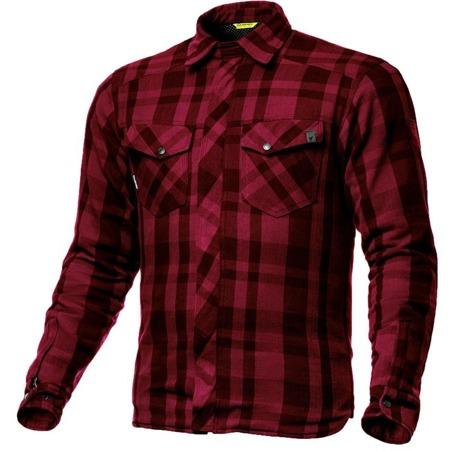 Koszula motocyklowa SHIMA RENEGADE RED