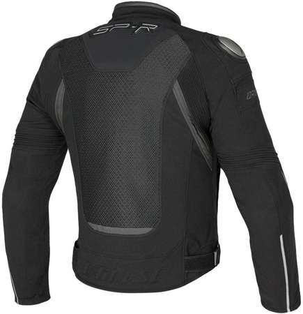 Kurtka DAINESE SUPER SPEED TEX black/dark-gull-gray