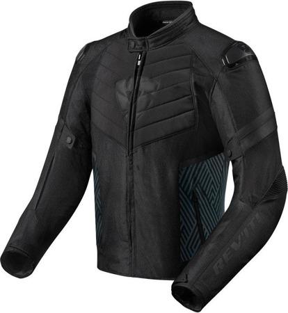 Kurtka tekstylna Rev'it ARC H2O czarna