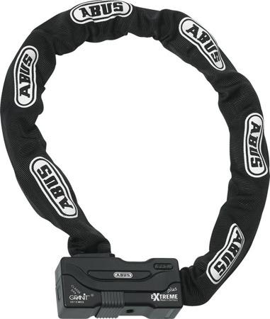 Łańcuch z zamkiem GRANIT Extreme Plus 59/12HKS170 black