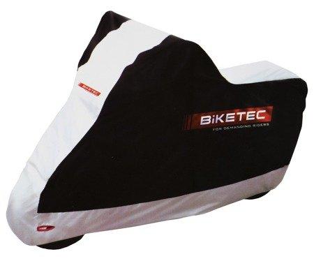 Pokrowiec wodoodporny na motocykl BIKETEC AQUATEC L