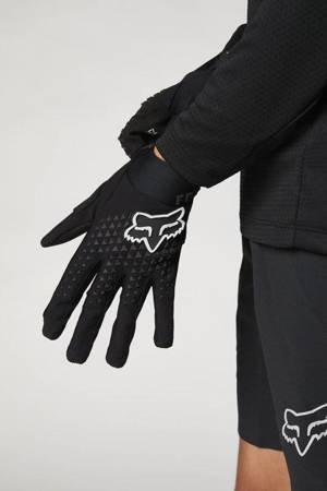 Rękawice FOX JUNIOR DEFEND /czarny/