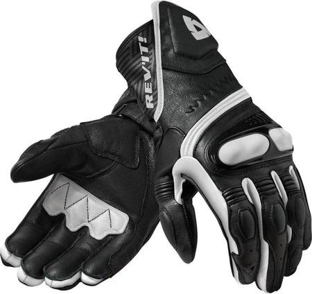Rękawice REV'IT METIS czarno-białe