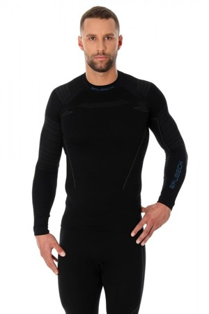 Termoaktywna koszulka męska BRUBECK THERMO
