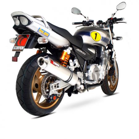 XJR 1300 2007+ FACTORY OVAL TYTAN EYA80TEO