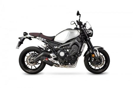 Yamaha XSR 900 16/17 Serket full system Carbon RYA107SYSCEO